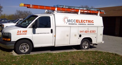 MCC Electric on the Road